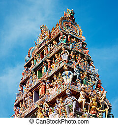 Sri Mariamman Hindu Temple in Singapore - Details of Sri...