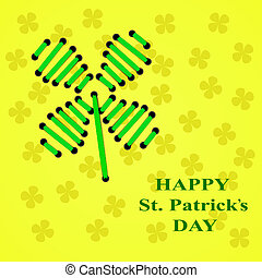 Happy St. Patricks Day. Vector