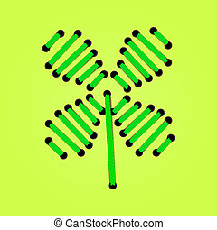 Happy St. Patricks Day. Vector - Happy St. Patricks Day....