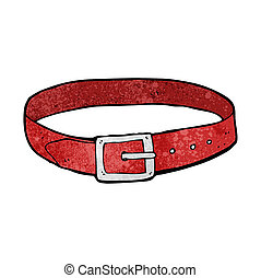 cartoon leather belt