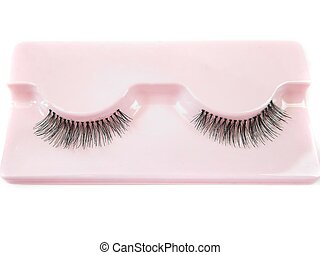 Faux artificial eyelashes eye lash