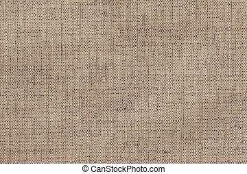 Artist's Unprimed Linen Canvas - Photograph of unprimed...
