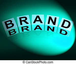 Brand Dice Refer to Labels Trademarks and Brands - Brand...