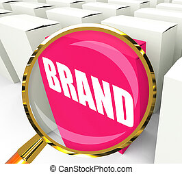 Brand Packet Refers to Branding Marketing and Labels - Brand...