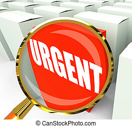 Urgent Packet Refers to Urgency Priority and Critical -...
