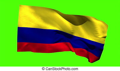 Colombia national blowing in the wind - Colombia national...