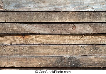 Planking - Stacked boards background for your design.