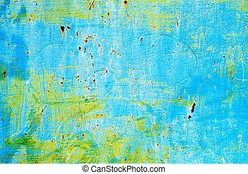 Distressed Paint Texture for your design