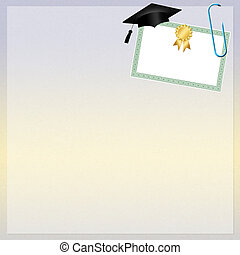 degree - illustration of degree