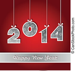 New Year's card 2014