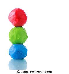 RGB Plasticine