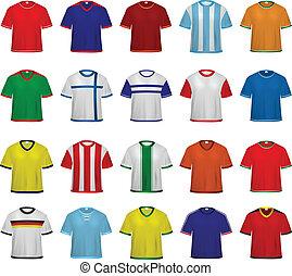 Jerseys  - National Football - Soccer Jerseys