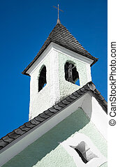 old church - bell tower of the old church