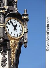 Clock of Tassin la Demi Lune Lyon