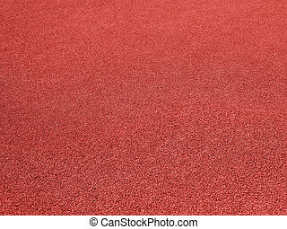 Rubber running track background