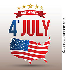 Vector independence day