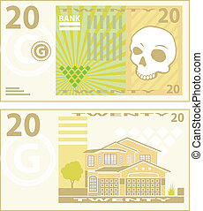 Money Bill Vector