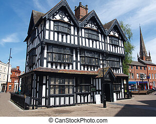 Old House, Butchers Row, Hereford