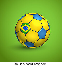 World football championship ball
