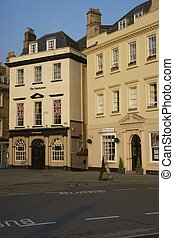 Hostelries of Bath - Traditional Public House, or Pub, in...