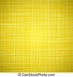 Yellow cloth texture background