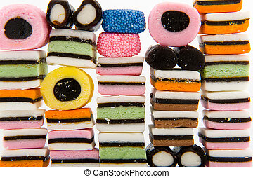 licorice allsorts mixture