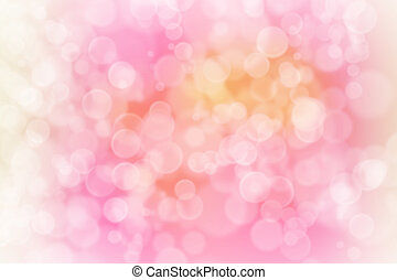 Abstract Lights bokeh - Abstract background light beams and...