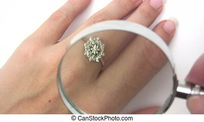 Precious Diamond Ring - Canon HV30 HD 16:9 1920 x 1080 2500...