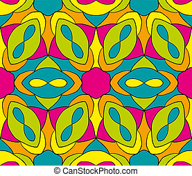 Abstract seamless pattern 2