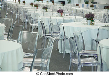 classic ambient for banqueting - galleries with classic...