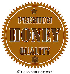 Honey-label