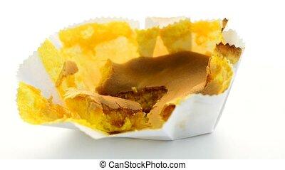 Sponge cake, traditional desert from Portugal.