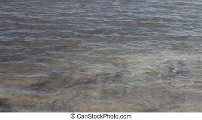 salt water lake Baskunchak - healing salt water lake...