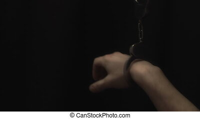 Handcuffs, - Crime and Punishment