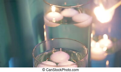 Light candles