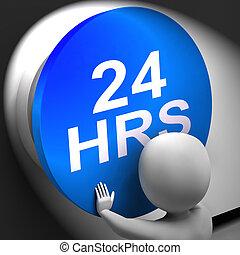 Twenty Four Hours Pressed Shows 24H Availability - Twenty...