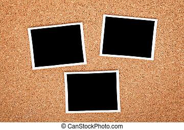Polaroid photo frames