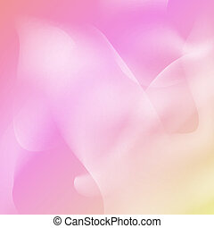 Pink abstract background.