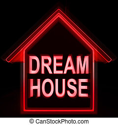 Dream House Homes Means Perfect For Family - Dream House...