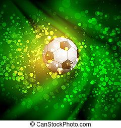 Soccer Ball for Football Design