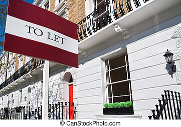 To Let - Property To Let - Real Estate Agent at West-London.