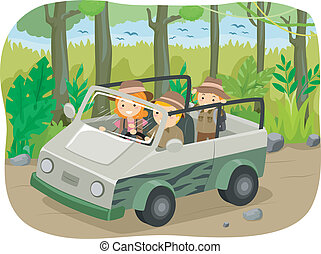 Family Safari Tour