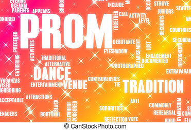 Prom Night King and Queen as Concept