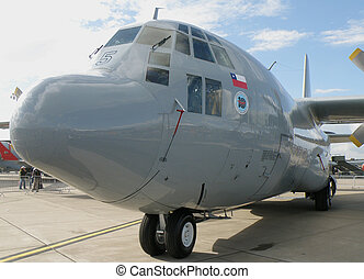 c-130 hercules chile airforce raf waddington