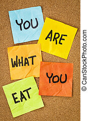 you are what to eat