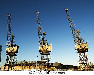 Dock Cranes