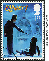 UNITED KINGDOM - 2011: shows Oliver, series Musicals -...