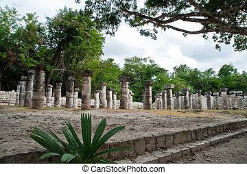 Thousand Columns - Vista view of Thousand Columns