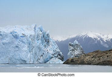 Perito Moreno glacier Argentina South America Horizontal...