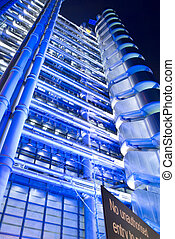 Lloyds Building, London - The Lloyds Building also known as...